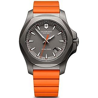 Victorinox Reloj Unisex de Analogico con Correa en Caucho 241758