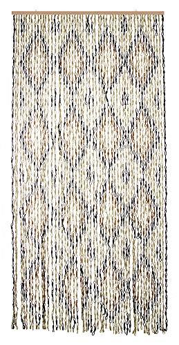 VERDELOOK Tenda Tipo Mais Colorata, 100x220 cm, Numero Fili 54