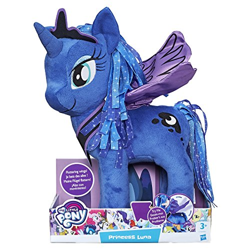 Hasbro C0120EP3 Feature Wings Plush Princess Luna