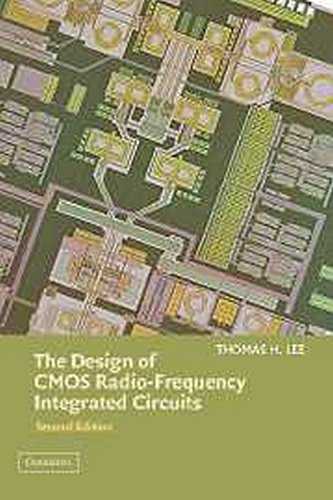 The Design of Cmos Radio-Frequency Integrated Circuits por Thomas H. Lee