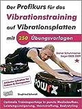 Der Profikurs für das Vibrationstraining auf Vibrationsplatten mit 250 Übungsvorlagen: Optimale Trainingserfolge in puncto Muskelaufbau, Leistungssteigerung, Hautstraffung, Bodystyling