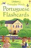 Everyday Words Flashcards: Portuguese