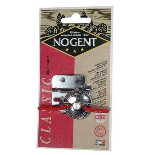 Nogent 4030-1 - Abrelatas , color rojo