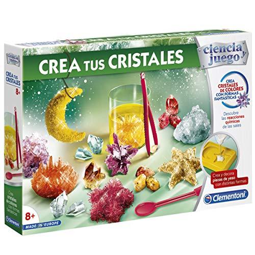 Clementoni 55288 - Schaffen Sie Ihre Kristalle