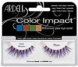 ARDELL - das Original - Color Impact Lash Demi Wispies plum, 1 Paar