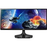 "LG 25UM57-P - Monitor IPS de 25"" (ultrawide 21:9, Multi Tarea, resolución WQHD 2560 x 1080 Pixeles)"