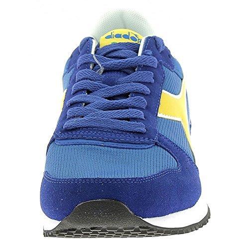 Sneaker Basso Sky Unisex-adulto Ultramarine Collo A Diver Diadora Malone Deep