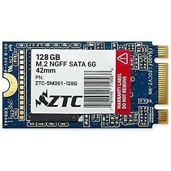 128GB ZTC Armor 42mm M.2 NGFF 6G de estado sólido SSD disco-ZTC-SM201 - 128G