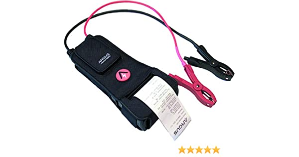 Akozon 2-14,8 V Auto Universal Batterietester Batterie Tester Autobatterie Batterie Tester Lagerung//Wartung Ladeger/ät System Analyzer Checker Tool f/ür Van Auto