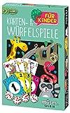 moses. Karten- und Würfelspiele für Kinder | Spielesammlung mit 18 Spielen | Für 4-8 Jahre