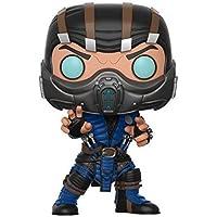 Figurine Pop - Mortal Kombat - Sub-Zero (251)
