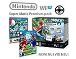 Nintendo Wii U Konsolen Premium Pack...