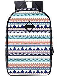 wanyang casual polister impermeable mochilas escolares juveniles chica colegio bolso coloridas impresin para nios
