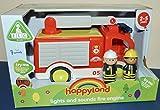 ELC Happyland Lights & Sounds Fire Engine Playset