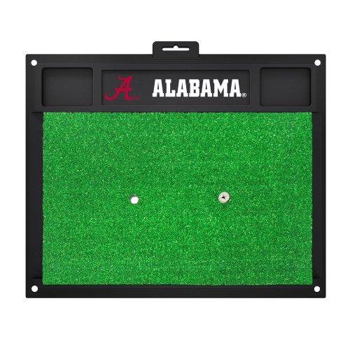 Fanmats 15500Universität Alabama Golf Hitting Matte