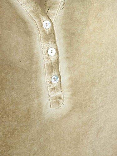 Mogul Damen Longsleeve (langarm Shirt) Lizzy Overdyed Mix Artikel-Nr.17310070- 2018 Boa Green