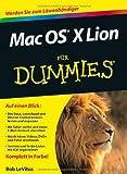 Mac OS X Lion für Dummies