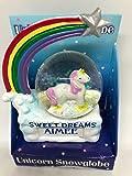 Royal County (Sweet Dreams Personalisierbar Einhorn Schneekugel–Aimee