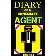 Diary of a Minecraft Agent (Box Set)