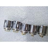Authentic Elf HW4 Coil Head for Ello Mini XL / Ello Mini / Ijust NexGen E-Cigarette - 0.3 Ohm coil with SMKVP Band
