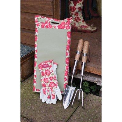 Laura Ashley 3A097066 4-Piece Long Handled Garden Tool Set