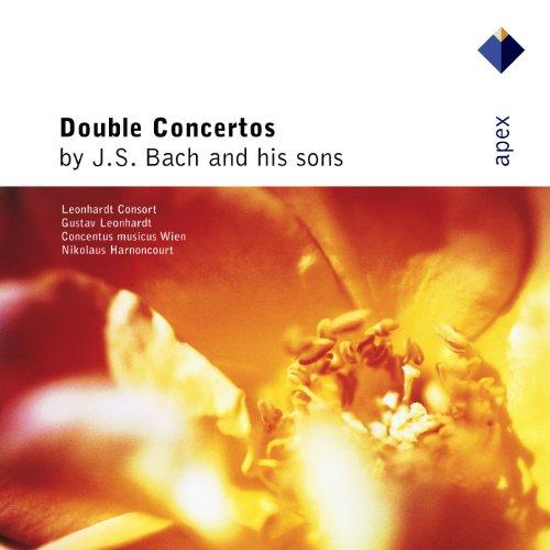 Bach Family : Double Concertos - Apex