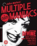 Multiple Maniacs [The Criterion Collection] [Blu-ray] [Region B]