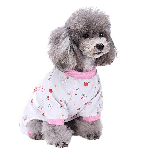 stier Hund Kostüm Pjs Shirts Kleidung Mädchen Boy XS-XL von Bornbayb (Kid Pjs)