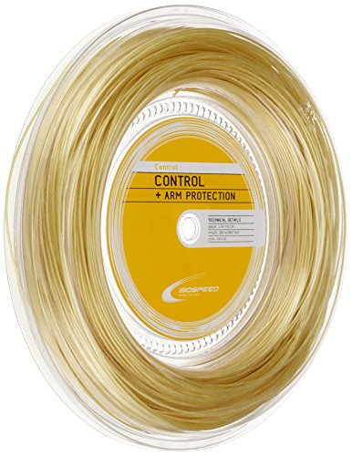 Preisvergleich Produktbild ISOSPEED Tennissaite Control Neu,  200 m,  200511