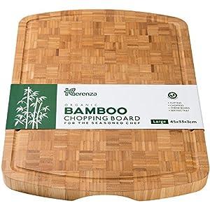 Schneidebrett Bambus 45 Deine Wohnideen De