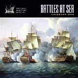 National Maritime Museums - Battles at Sea Wall Calendar 2018 (Art Calendar)