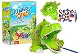 "Reflex Spiele ""Hungry Dino"" Hungriger Dinosaurier Spiel"