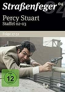 Straßenfeger 04 - Percy Stuart - Staffel 3+4