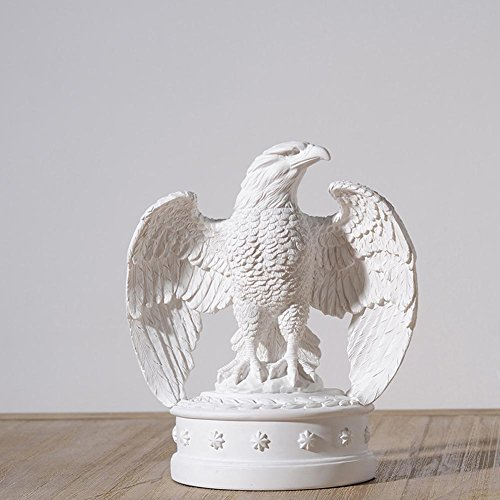 moderne-kreative-white-wings-adler-buch-end-home-decoration-craft-geschenk-white