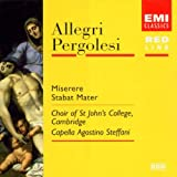 Stabat Mater / Miserere / Allegri / Pergolesi / Red Line
