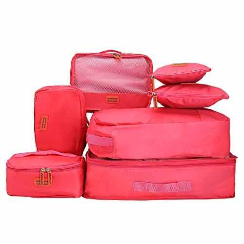 Joyoldelf Travel Essential Bolsas-en-Bolsa, Bolsa de almacenamiento de
