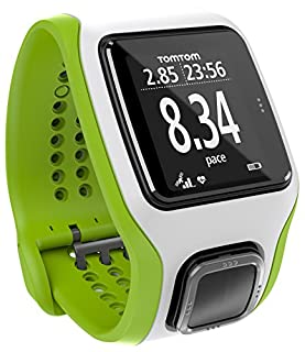 Montre GPS TomTom Multi-Sport Cardio Vert/Blanc (1RH0.001.04) (B00NUWU3FW) | Amazon price tracker / tracking, Amazon price history charts, Amazon price watches, Amazon price drop alerts