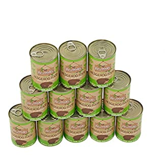 brambles meaty hedgehog food 400g x12 Brambles Meaty Hedgehog Food 400g x12 51aayAETjgL