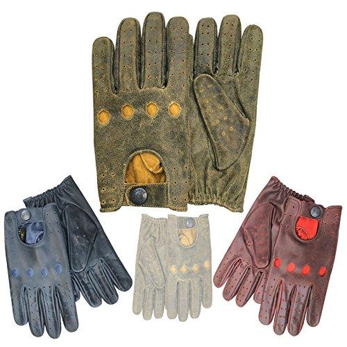 Prime Leather - Gants - Homme multicolore Multicoloured Jaune