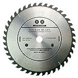 Inter-Craft 350mm Sägeblatt Top Qualität Kreissägeblatt für Holz 350 x 32-30 mm 40 Zähne