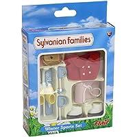 Sylvanian Families Set di accessori per gli sport invernali, per personaggi Sylvanian