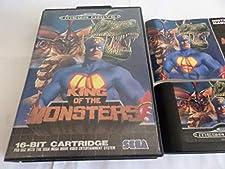 King of the Monsters (Mega Drive) [Sega Megadrive]