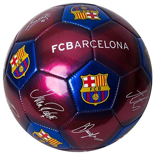 F.C, Barcelona Fútbol firma Pelota