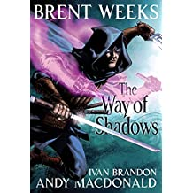 The Way of Shadows: The Graphic Novel (Night Angel Trilogy Book 1)