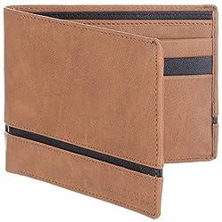MarkQues Urban Tan Mens Wallet (UB-440401)