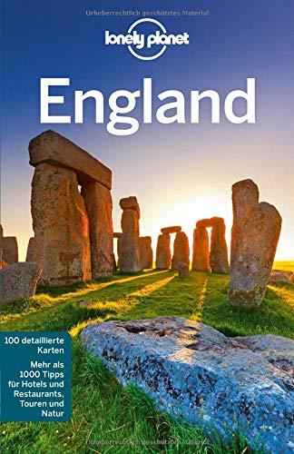 Lonely Planet Reiseführer England (Lonely Planet Reiseführer Deutsch) (Planet Lonely Manchester)