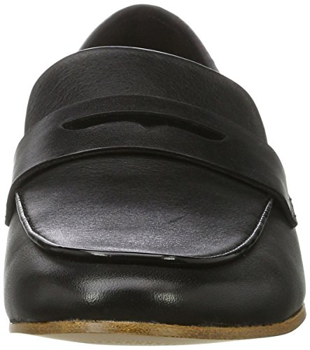 Aldo Cassietta, Mocassins Femme Noir (97 Black Leather)