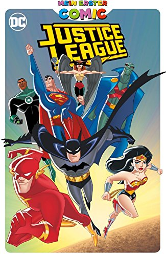 Mein erster Comic: Justice League