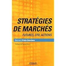 Stratégies de marchés: Futures, CFD, actions.