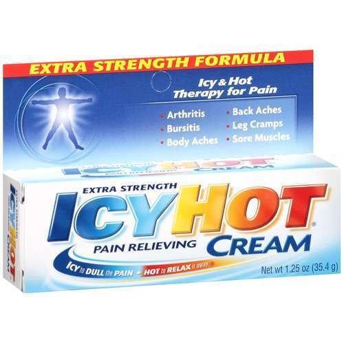 ICY HOT Extra Strength Pain Relieving Cream direkt aus den USA!! -